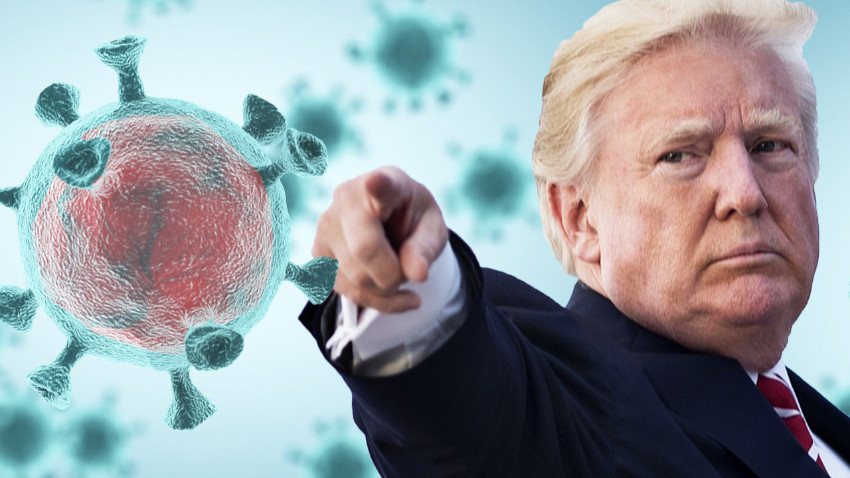 Trump'tan heyecanlandıran aşı açıklaması: Çok yakın zamanda duyurulacak