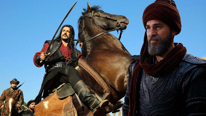 Yeşilçam'ın usta ismi Kuruluş Osman'a katıldı! Ertuğrul Gazi geri dönüyor!