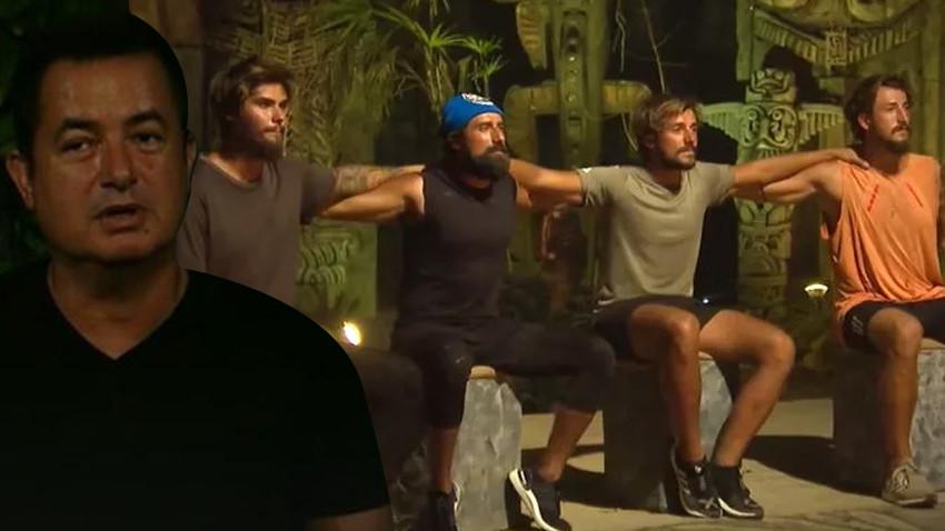Survivor'da kim elendi? İşte yarı finale kalan 3 yarışmacı...