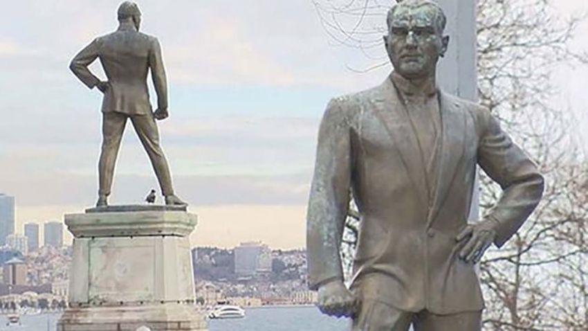 Türkiye'nin ilk Atatürk heykeli korumaya alınacak