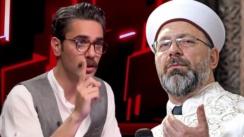Kadir Doğulu'dan Ali Erbaş'a tepki: Ümidim bu beyefendinin de...