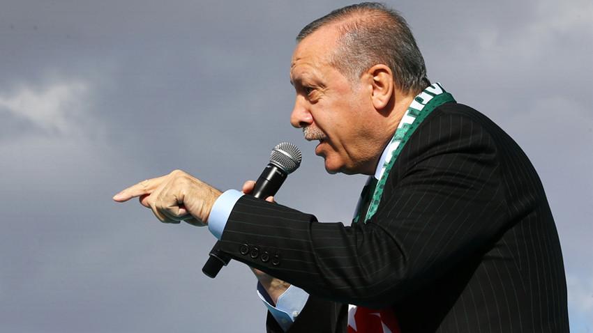 """Sabah yazarı Erdoğan'ın o hitabını yorumladı! """"Birine """"efendi"""" diyorsa..."""""""