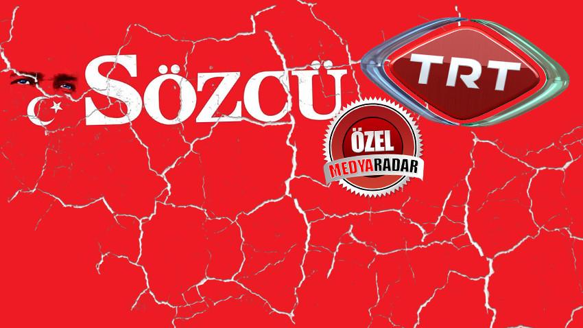 Sözcü yazarı TRT çalışanlarını kızdırdı! Twitter'da liyakat kampanyası!