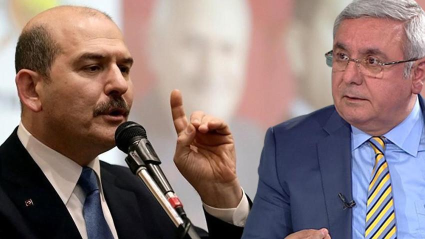 """Süleyman Soylu'dan Metiner'e 'Bakara Suresi'yle yanıt! """"Kalplerinde bir bozukluk vardır!"""""""