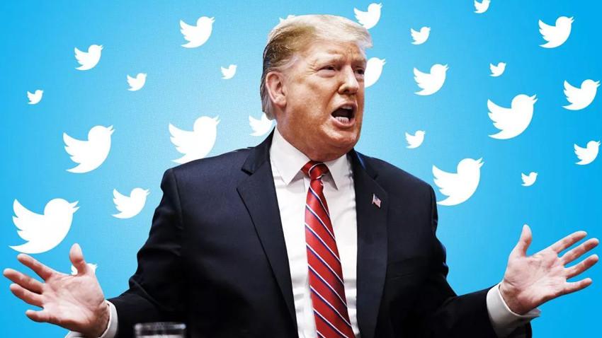 Trump'a soğuk duş: Twitter'dan videosunu kaldırdılar