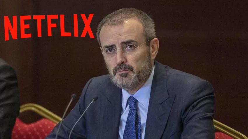 AK Parti'den flaş Netflix açıklaması!