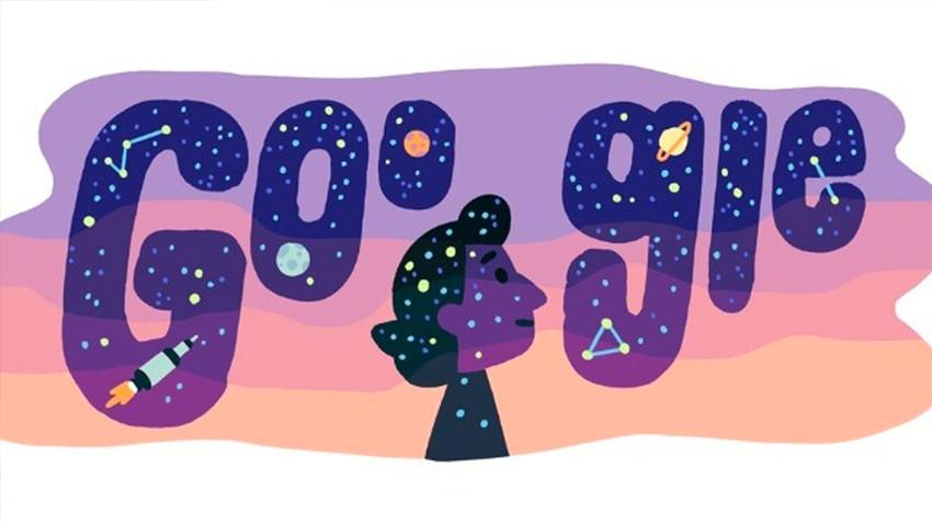 Google, Türk bilim kadını Dilhan Eryurt için Doodle hazırladı