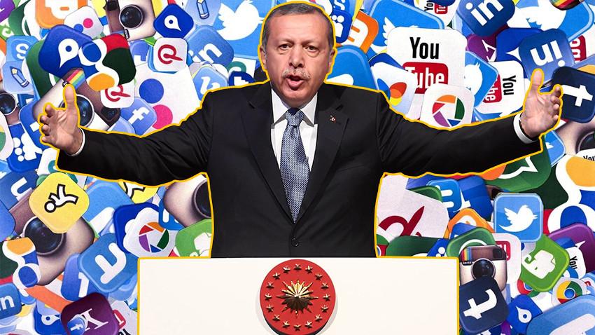 Erdoğan'a sunuldu... İşte yeni sosyal medya kuralları