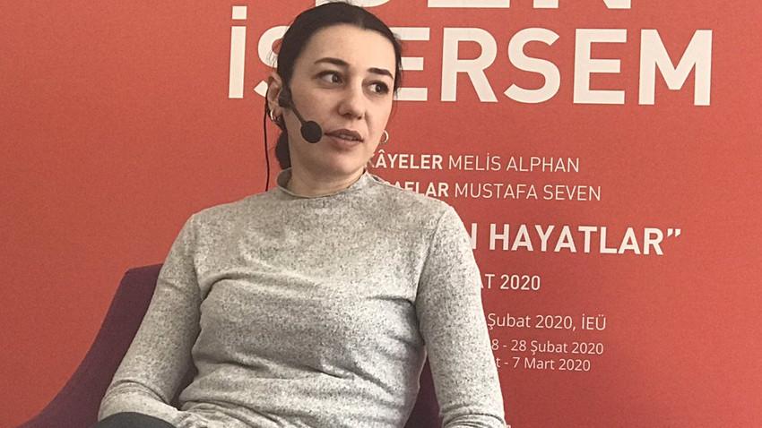 Melis Alphan'ı taciz eden gazeteciler kim? 'Delirmemek elde değil'