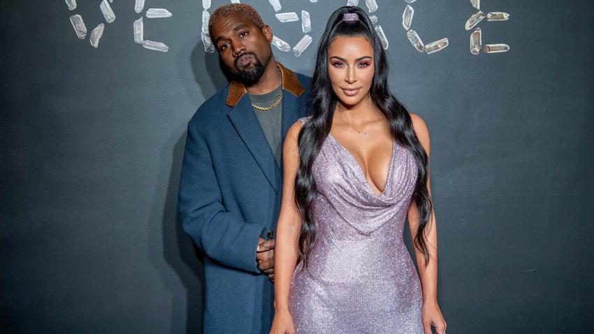 Kim Kardashian'dan Kanye West ile ilgili bomba itiraf!