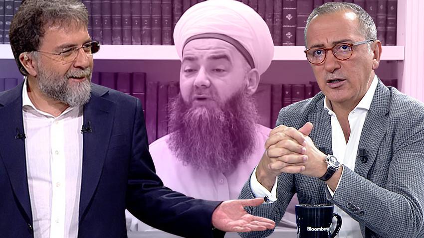 Ahmet Hakan'dan Fatih Altaylı'ya 'Cübbeli Ahmet' yanıtı: 'Aman hocam, canım hocam' diye kıkırdamam