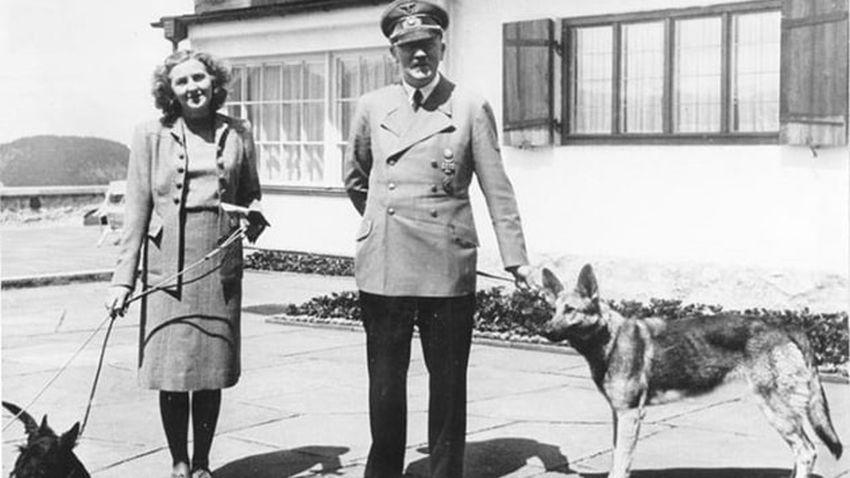 Hitler'in cinsel sırları ortaya çıktı: Kadınların üzerine tuvaletini...