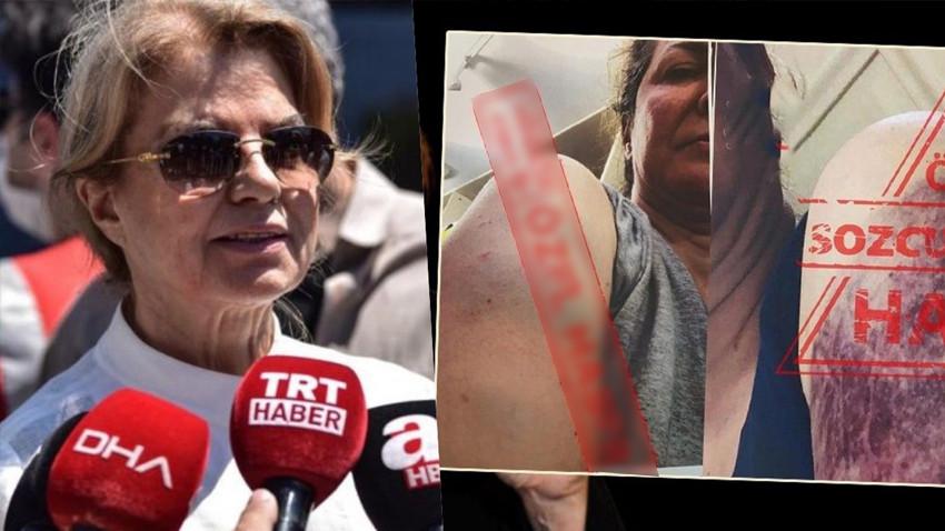 """Tansu Çiller'den şiddet iddialarına ilginç yanıt! """"Hakikat ile örtüşür bulmuyorum"""""""