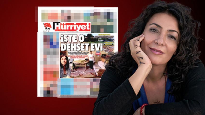 Ünlü iletişimciden Hürriyet'e Pınar Gültekin tepkisi: Cinayeti hikayeleştirmeyin