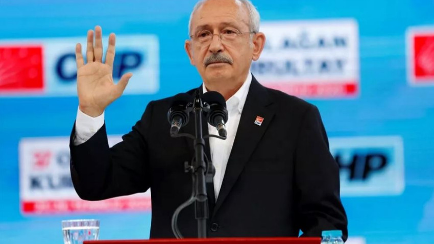 Kılıçdaroğlu 6. kez CHP Genel Başkanı!