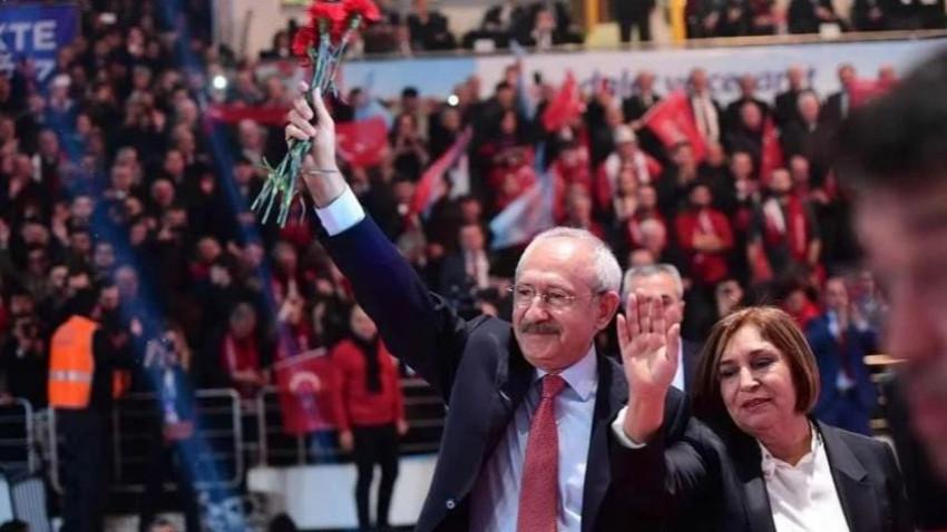 CHP'nin 37. kurultayında başkanlık seçimi bugün