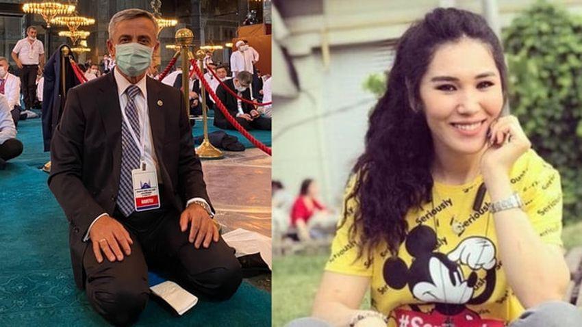 AKP'li Ünal'ın Ayasofya paylaşımına yorum yağdı: #NadirayaNeOldu