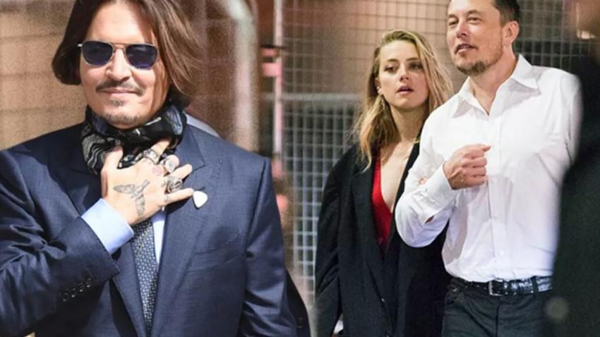 'Cinsel organını keserim' demişti! Elon Musk'tan Johnny Depp'e bomba yanıt!