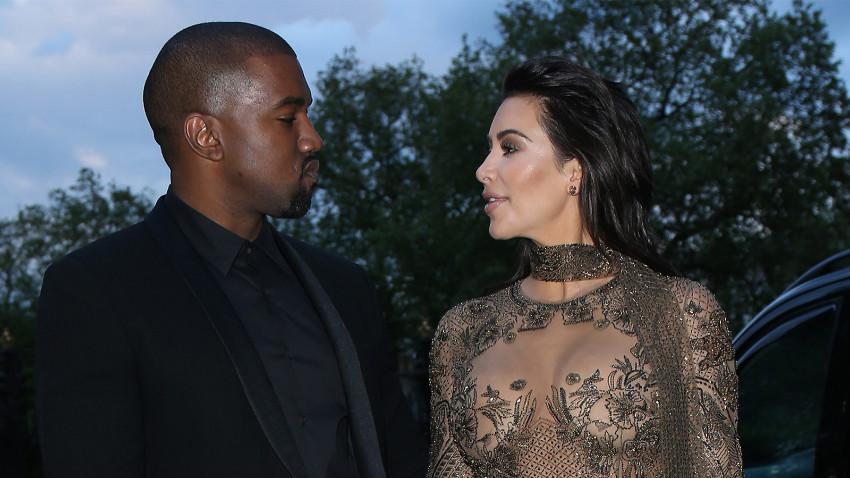 Kanye West, Kim Kardashian'dan özür diledi: O beni korudu, ben onu koruyamadım