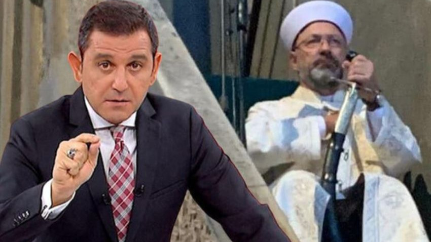 Fatih Portakal'dan Ali Erbaş'a 'hutbe' tepkisi: Laiklik için büyük tehlike