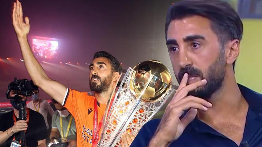 'Ayakkabılarım yırtıktı...' Başakşehir'de Mahmut Tekdemir herkesi ağlattı!