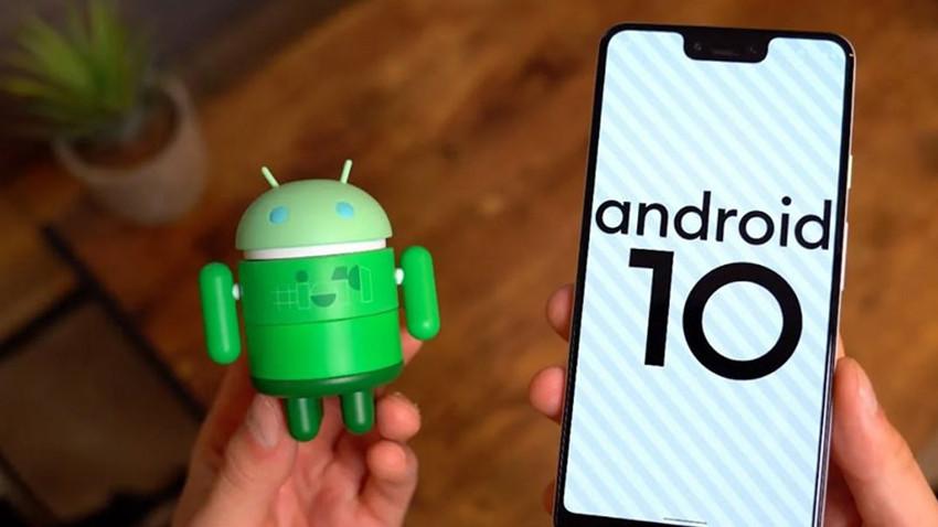 Android 10'da keşfedilen gizemli özellik
