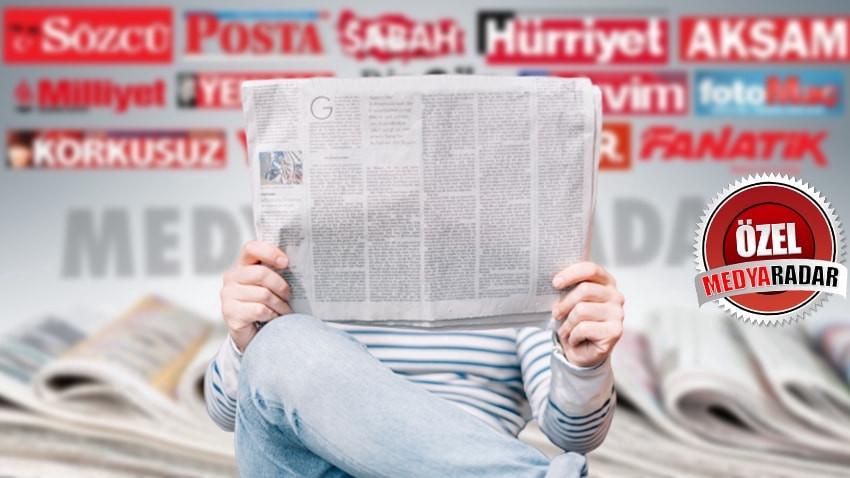 Gazete tirajları tepetaklak! Hangi gazete ne kadar sattı?