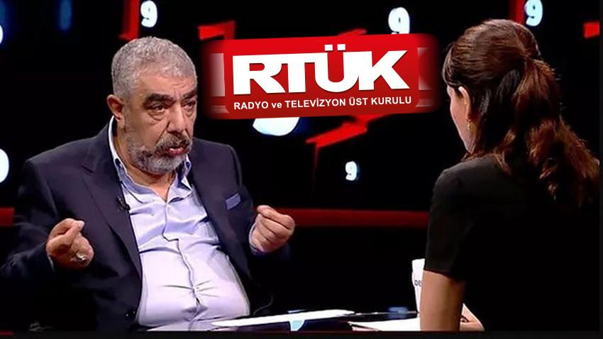 RTÜK üyesi İlhan Taşcı'dan Haluk Kırcı tepkisi: Televizyonlar aklanma yeri değil!