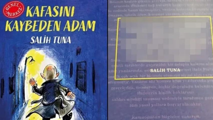 """Kılıçdaroğlu mizah romanı kahramanı oldu! """"Kafasını kaybeden adam"""""""