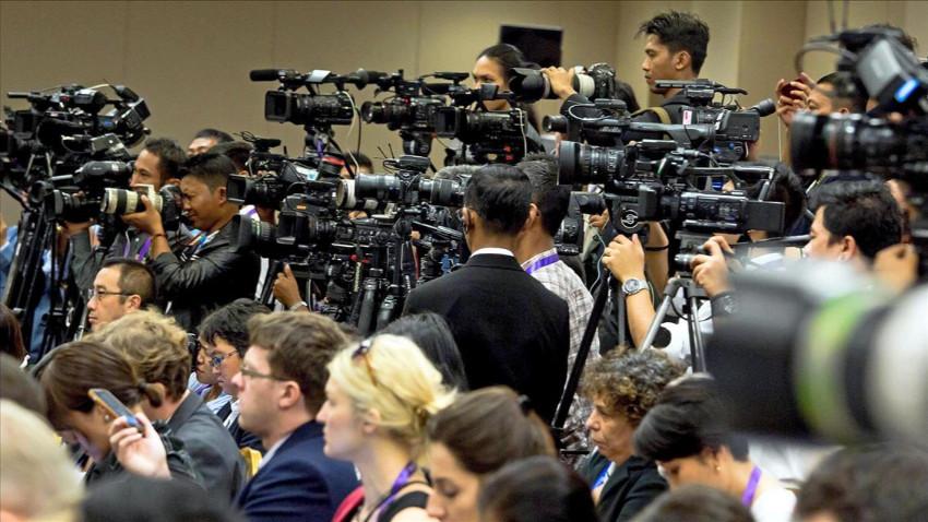 """Gazeteciler hakkında """"istihbarat"""" talimatı"""