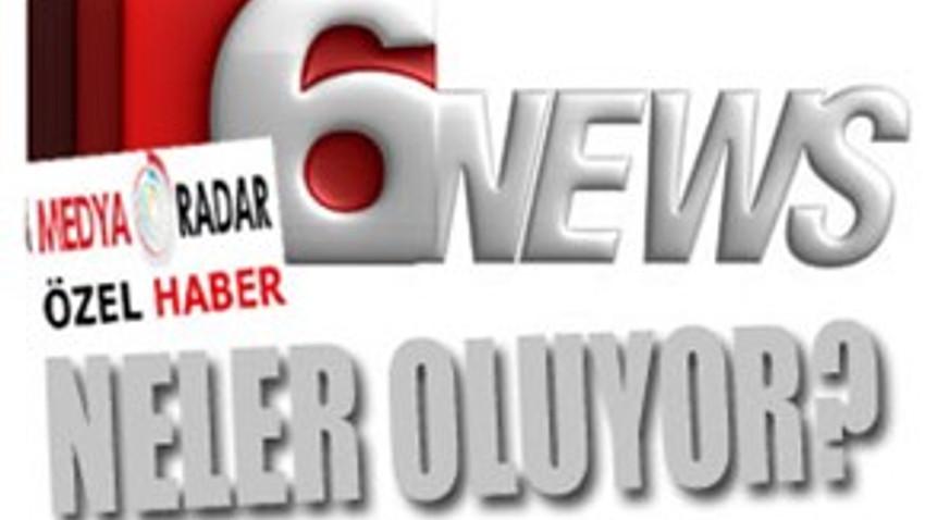 6 NEWS KANALINDA ŞOK GELİŞME! KİMLERİN GÖREVİNE SON VERİLDİ? (MEDYARADAR/ÖZEL)