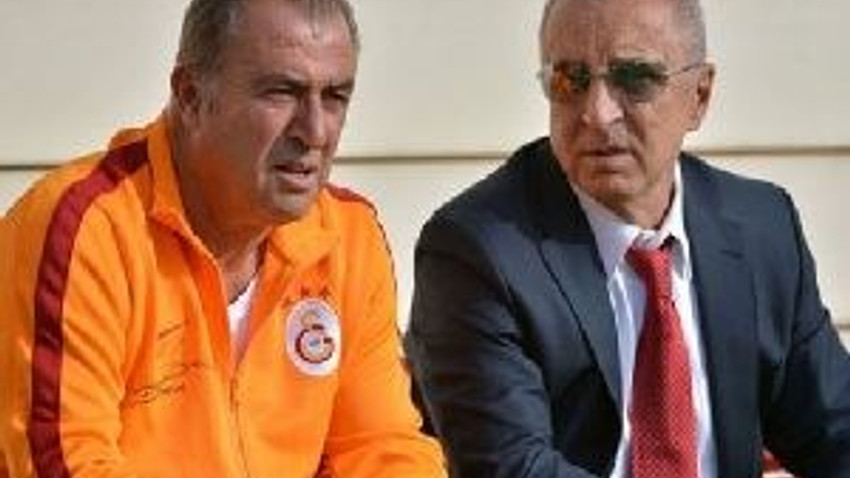 FATİH TERİM'İN 'ELEMAN' RÖVANŞI; ÜNAL EFENDİ!