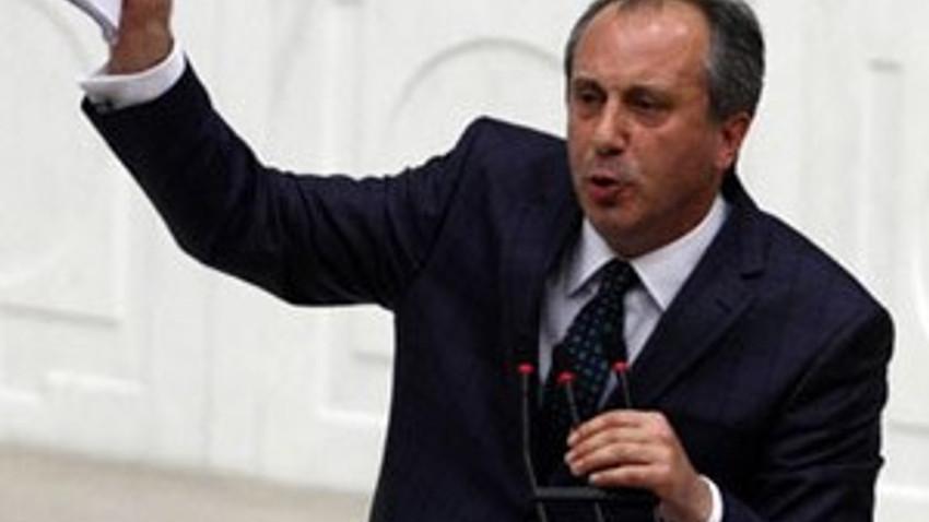 "NTV'DEN MUHARREM İNCE'YE ""ÇİFTE STANDART"" YANITI!"