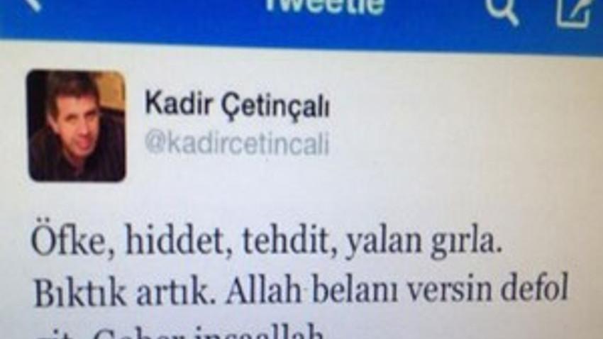 Vatan Başbakan için o tweeti atan yazarını kovdu!  ( Medyaradar Özel )