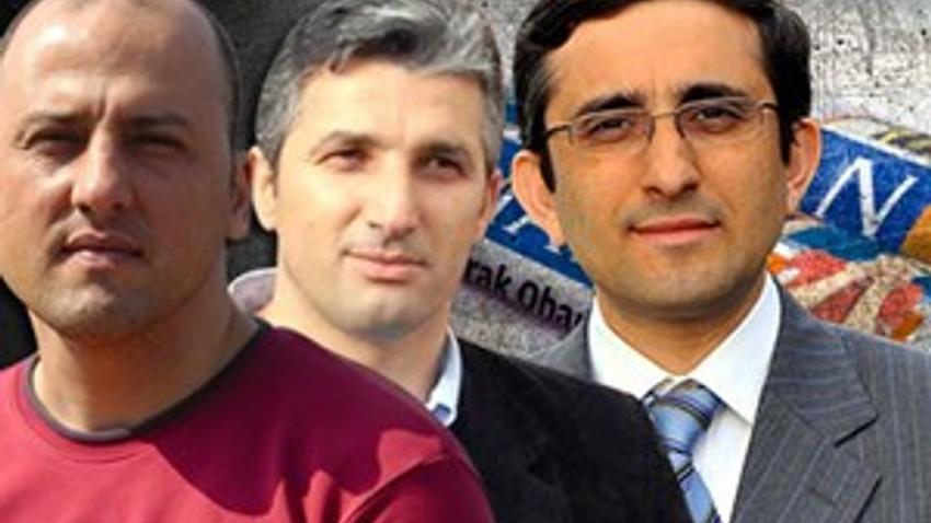 Zaman Temsilcisi Ahmet Şık ve Nedim Şener'den helallik istedi
