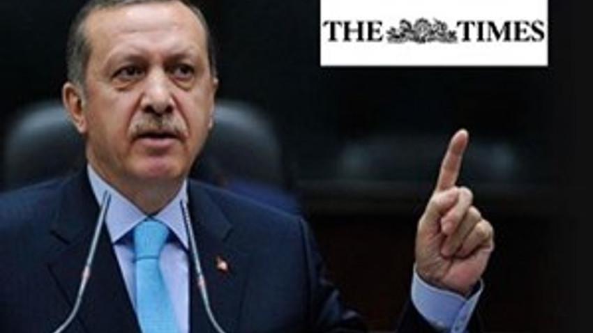 Tımes'tan şok analiz! Erdoğan ortadan kayboluncaya kadar...