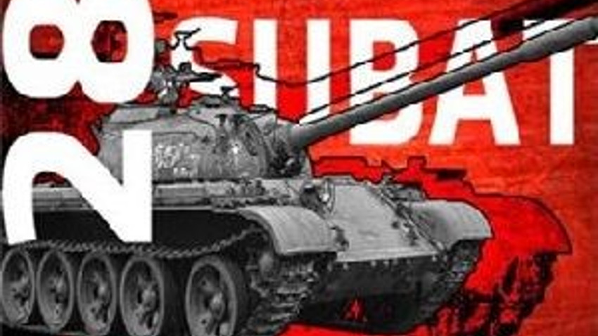 Gazeteci ve yazarlardan gazetelere 28 Şubat ilanı; Kaygılıyız!