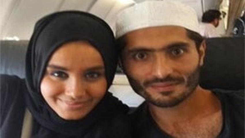 Hamit Altıntop eşiyle Medine'ye gitti