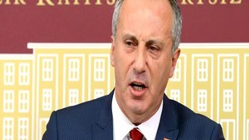 Muharrem İnce, CHP Grup Başkanvekilliği'nden istifa etti, genel başkanlığa aday oldu