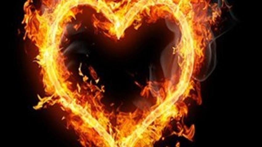 Günün şaşkını: Jest için park yaktı