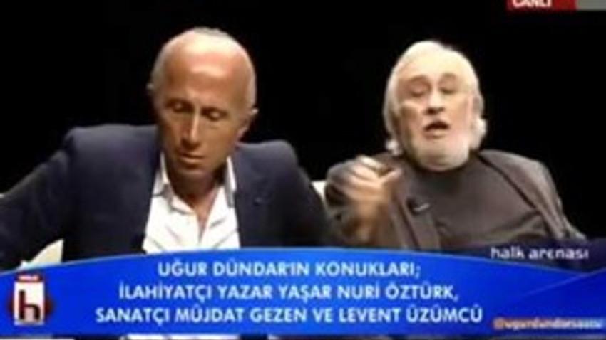 Halk TV'deki canlı yayın skandalına suç duyurusu