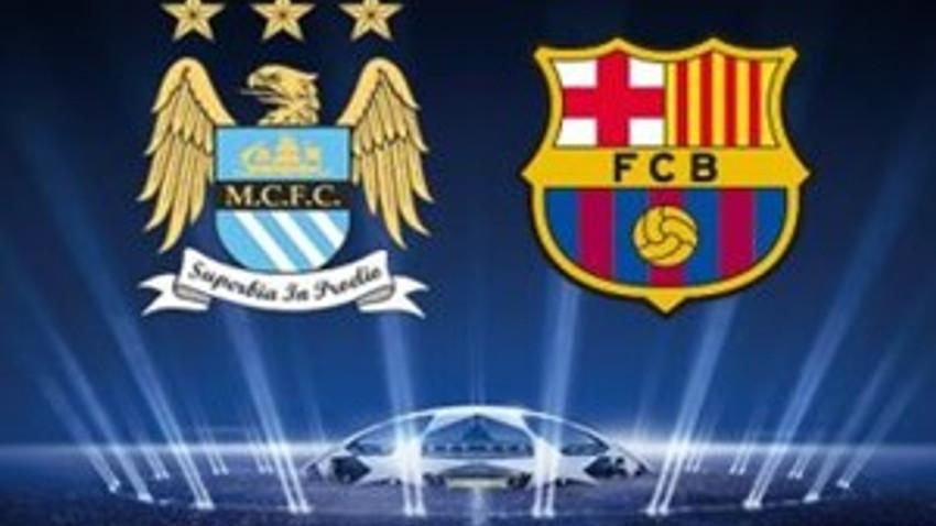 Manchester City-Barcelona maçı hangi kanalda?