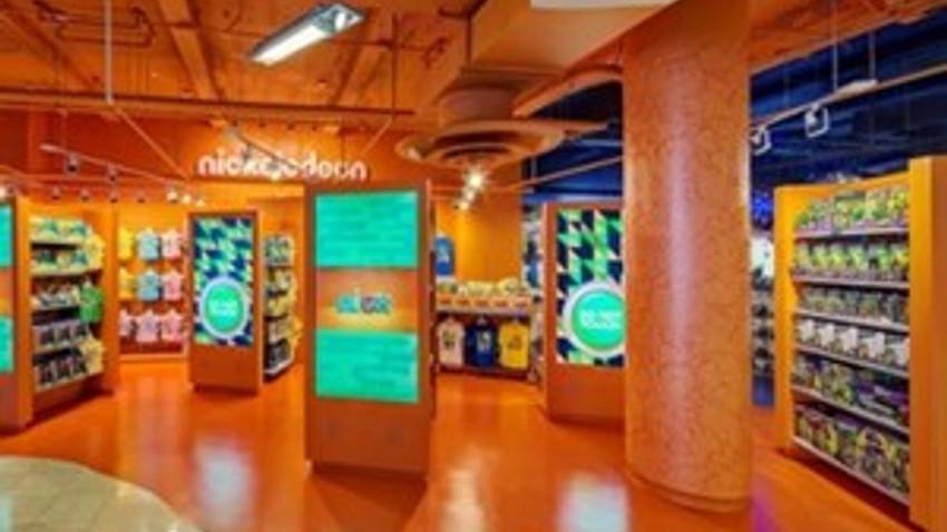Nickelodeon İlk Flagship Mağazasını Avrupa'da Açtı 42