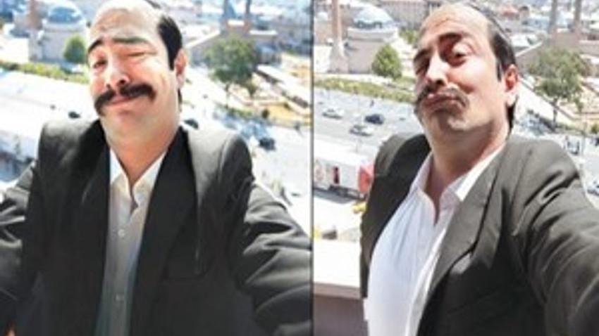 Tüpçü Fikret Sivas'ı selfie'ye boğdu