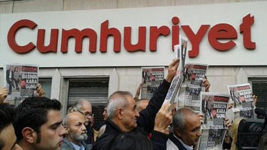 Cumhuriyet'ten sert açıklama: Yönetimi almak için Saray'dan yardım isteyenler...