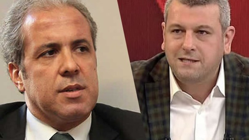 """Şamil Tayyar, Ersoy Dede'ye Twitter'dan ateş püskürdü:""""Yarım aklını alırım!"""""""