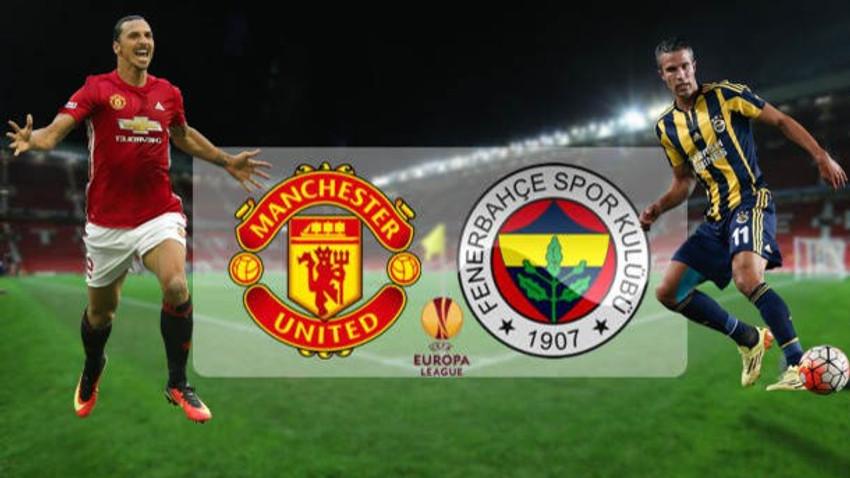 Manchester Unıted-Fenerbahçe maçı saat kaçta, hangi kanalda?