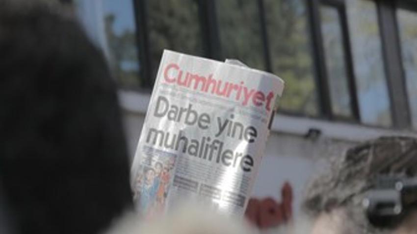 Tutuklu 'Cumhuriyet'çilerden Aladağ mesajı: Kızlarımızı yakan ateş koğuşumuza düştü