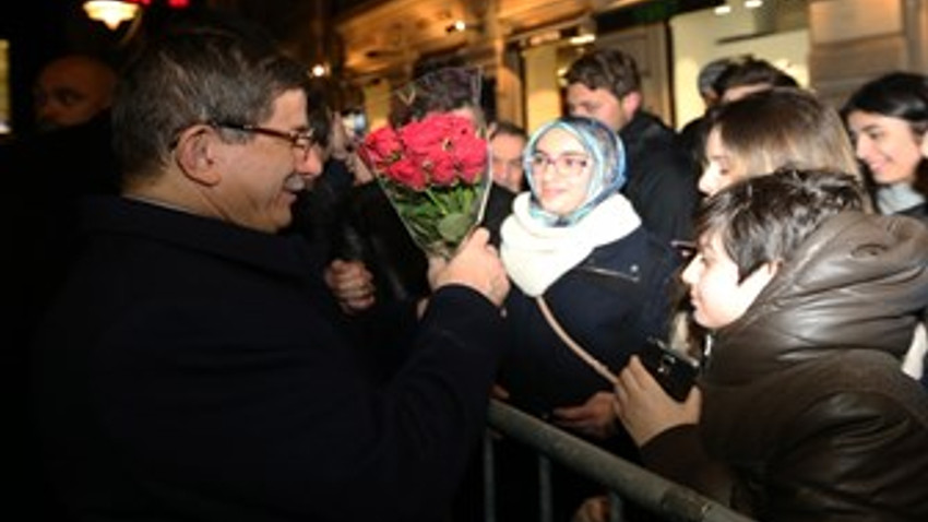 Başbakan Davutoğlu Finlandiya'da