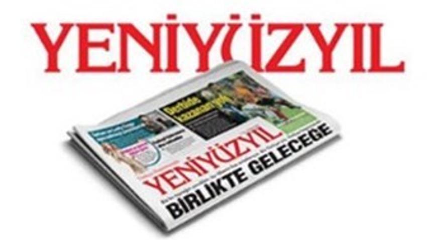 Yeni Yüzyıl Gazetesi kapatıldı! İşte gazetenin son manşeti!